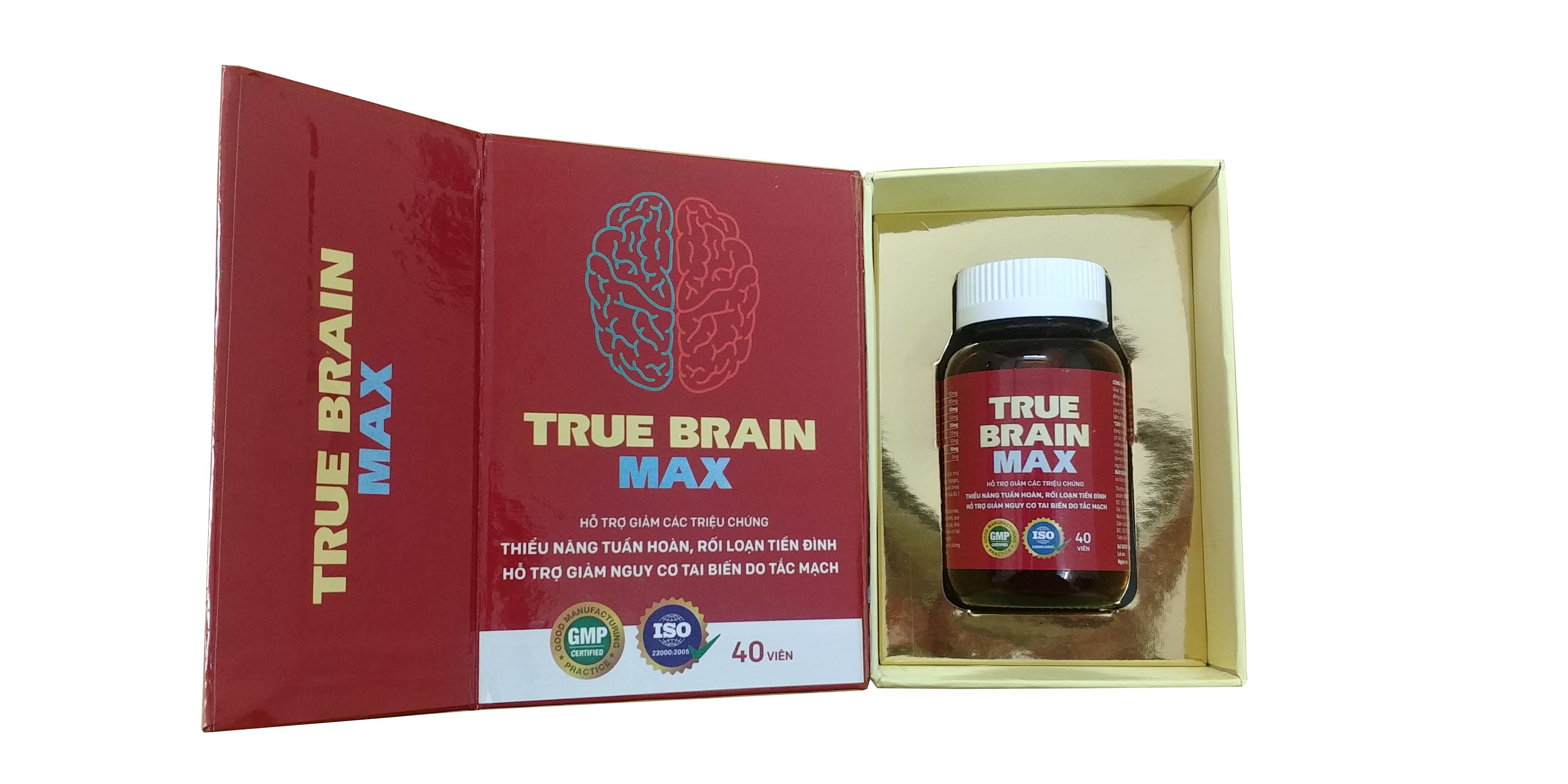 Truebrain max
